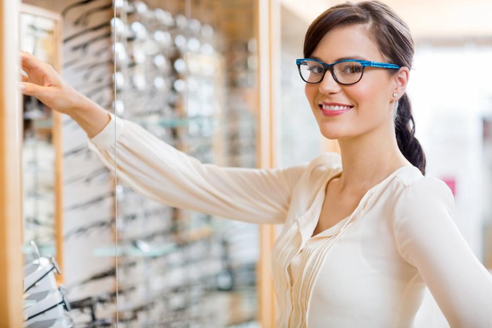 Brillenfassung: Designer-Brillenfassungen für Damen & Herren